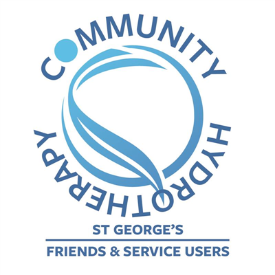 St George's Community Hydrotherapy Pool Logo